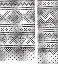 Setesdal Sweater Knitted Mittens Pattern, Fair Isle Knitting Patterns, Fair Isle Pattern, Knitting Blogs, Knitting Charts, Knitting Designs, Knitting Stitches, Knit Patterns, Fabric Patterns