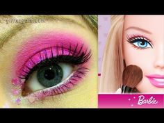 Barbie Makeup Tutorial Youtube channel: http://full.sc/SK3bIA