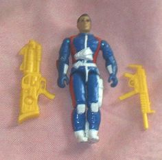"COUNTDOWN G.I. Joe Star Brigade, 3 3/4"" Action Figure, w/2 Accy., by Hasbro, '93, Exc. by brotoys1 on Etsy"