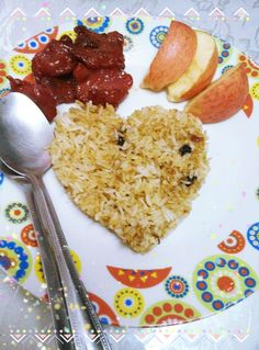 For you mommy! made with love ♥ #breakfast #mommy #heart