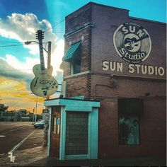 Follow the sound of Memphis to Sun Studio, where Elvis, Johnny Cash, Jerry Lee Lewis and Carl Perkins became the Million Dollar Quartet 📸: @filtered_focus  #madeintn #winterintn #travel #tennessee #music #amtriangle