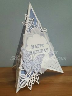 Teepee birthday card using Memory Box and Sue Wilson dies - S6 Crafting