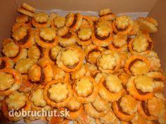 Fotorecept: Slané pečivo