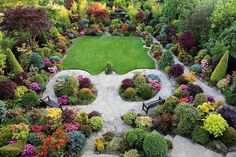 anyone know where this colorful garden is?