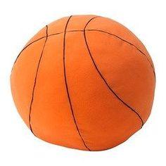 "BOLLKÄR soft toy, orange Diameter: 13 "" Diameter: 33 cm"