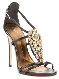 Giuseppe Zanotti Open toe sandal [CELE15001] - $208.80 : Discounted Christian Louboutin,Jimmy Choo,Valentino,Manobo Blahnik and other Brand shoes., Christian Louboutin,Jimmy Choo,and Valentino