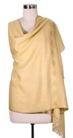 Wool shawl, 'Lemon Leaf' NOVICA. $79.95