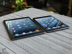 A re-deisgned iPad could be on it's way