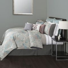 Marquis by Waterford Arabesque 4-pc. Comforter Set