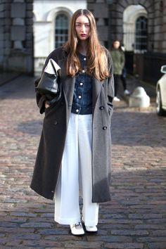 Street Style Fashion Week 2014