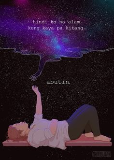 And because I'm also a millennial, one way or another, may similarities kami sa… Filipino Quotes, Pinoy Quotes, Filipino Funny, Tagalog Love Quotes, Best Love Quotes, Tagalog Quotes Patama, Memes Tagalog, Tagalog Quotes Hugot Funny, Tagalog Words