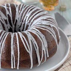 Pumpkin Maple Bundt Cake