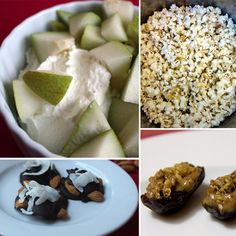 Are you a late night snacker? The best #snacks are easy to digest such as these lo-cal recipes.