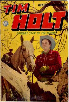 Tim Holt | Tim Holt v1 #8 (Magazine Enterprises) - Comic Book Plus