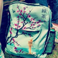 Arizona tea book bag