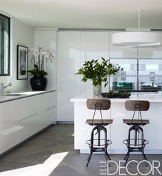 Courteney Cox's New Home in ELLE DECOR Mixteriors