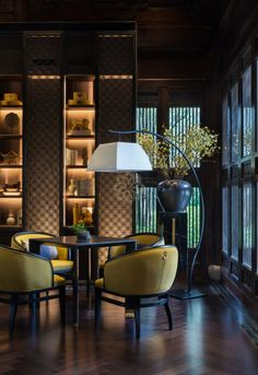 5 Luxury Design Projects Made By The World's Best Interior Designers Chinese Interior, Asian Interior, Restaurant Interior Design, Best Interior, Modern Interior Design, Luxury Interior, Interior Design Inspiration, Interior Architecture, Asian Home Decor