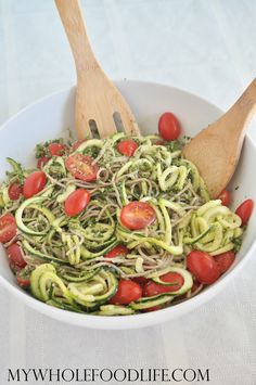 Soba and Zucchini Noodle Bowl from the new Clean Cuisine book! This was so good I mae it 2 times in a row! Vegan and gluten free.