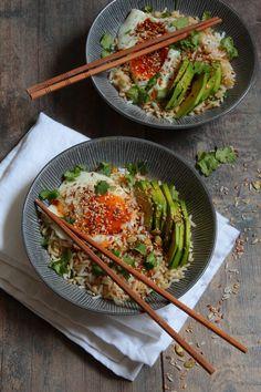 Poke bowl «Healthy»