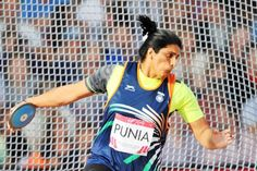 Silver lining for Seema Punia
