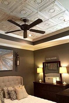 rm 47 polystyrene styrofoam white ceiling tile to cover popcorn pack of