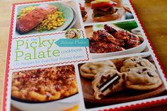 The Picky Palate Cookbook by Jenny Flake. One of my favorite cookbooks, one of my favorite people.