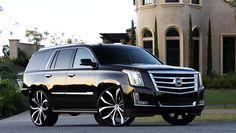 2015 Cadillac Escalade Custom