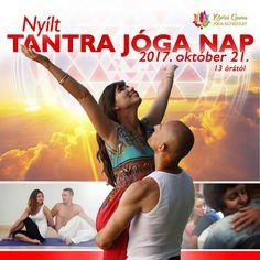 Nyílt Tantra Jóga Nap 2017.10.21-én a Spirituális Extázis Ezoterikus Jógaközpontban. Győr, Kisfaludy utca 2. https://www.facebook.com/tantra.yoga.gyor #Tradicionális #jóga #yoga #hatha #tantra #integrál #meditáció #önismeret #felszabadulás #megvilágosodás #Győr #önfejlesztés #spirituális #lélek