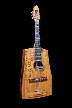 Ed Stilley guitar