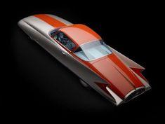 Ghia Steamline X 'Gilda' (1955)