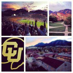 University of Colorado- boulder