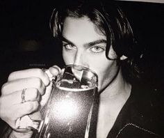 Vampire Diaries star, Ian Somerhalder, at the age of during his modeling days in NY East Village in the summer circa The Vampire Diaries, Vampire Dairies, Vampire Diaries The Originals, Ian Somerhalder Young, Ian Somerholder, Ian Somerhalder Vampire Diaries, Damon Salvatore, Nikki Reed, Nina Dobrev
