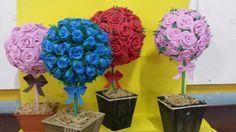 topiarias, buques,flores,ornamentos, enfeite