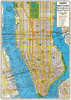 New York Hagstrom Map Wrap