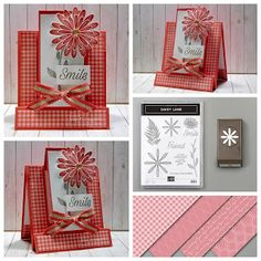 Make It Monday - Daisy Lane Front Step Card (Quick and Easy! Fun Fold Cards, Pop Up Cards, Folded Cards, Cool Cards, 3d Cards, Daisy Delight Stampin' Up, Center Step Cards, Side Step Card, Stepper Cards