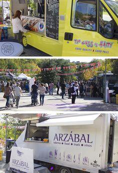 MadrEAT La comida callejera por fin llega a Madrid