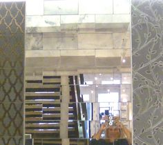ANN SAKS (almost positive) (glass tiles)