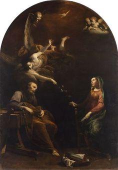 Crespi Giuseppe Maria (Bologna1665-1747) Sogno di San Giuseppe