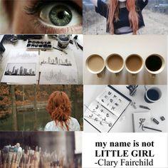 Clary Fray aesthetic -SHADOWHUNTERS-