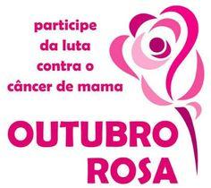 Campanha contra câncer mamã, vamos lá mulheres