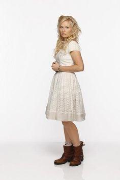 "Clare Bowen as Scarlett O'Connor from ABC's ""Nashville"""
