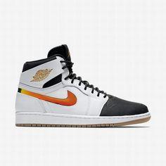 9f153898843365 Air jordan 1 jordan aj1 jaffa orange perfect quality shoes perfec