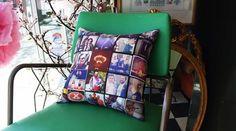 instagram pillows! what an amazing idea