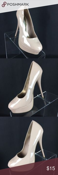 Charotte Russe Shoes Stilettos Klarisa P Nude Size Brand  Charlotte Russe  Size  6 Style a9b8c8ce7810