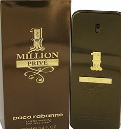 Paco Rabanne 1 Million Privé Eau De Perfume Spray 100ml Released in summer 2016, 1 Million Privé by Paco Rabanne continues the theme inspired by extravagance, gold and wealth. This oriental and woody fragrance opens with cinna (Barcode EAN = 3349667000013) http://www.comparestoreprices.co.uk/december-2016-week-1/paco-rabanne-1-million-privã©-eau-de-perfume-spray-100ml.asp