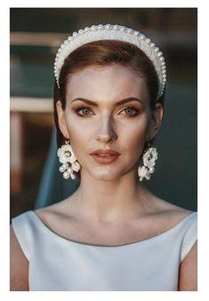 Wedding Headband, Bridal Tiara, Bridal Headpieces, Wedding Headdress, Lace Wedding, Wedding Jewelry, Wedding Veils, Wedding Hair, Hairband