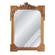Bronze Musical Mirror