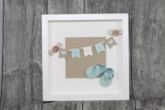 Other – frame pennant, baptism gift and birth – a unique product by pebblesdesign on DaWanda Source by sissigifts Ideas Scrapbook, Cuadros Diy, Baby Frame, Baby Boy Photos, Kids Birthday Cards, Paper Crafts, Diy Crafts, Baptism Gifts, Shadow Box Frames