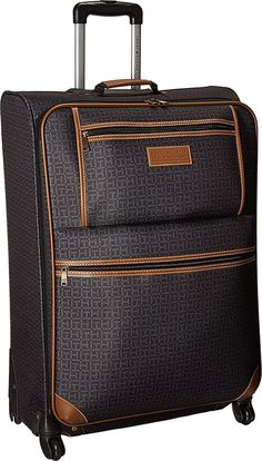 Tommy Hilfiger Unisex Signature 2.0 28' Upright Suitcase >>> You can find out more details at the link of the image. (This is an Amazon Affiliate link and I receive a commission for the sales)