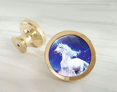 Unicorn - Drawer Knobs Pulls Handles / Kitchen Cabinet Knobs Handle Pull / Gold Dresser Drawer Knobs Pulls Handles Hardware by Anglehome on Etsy
